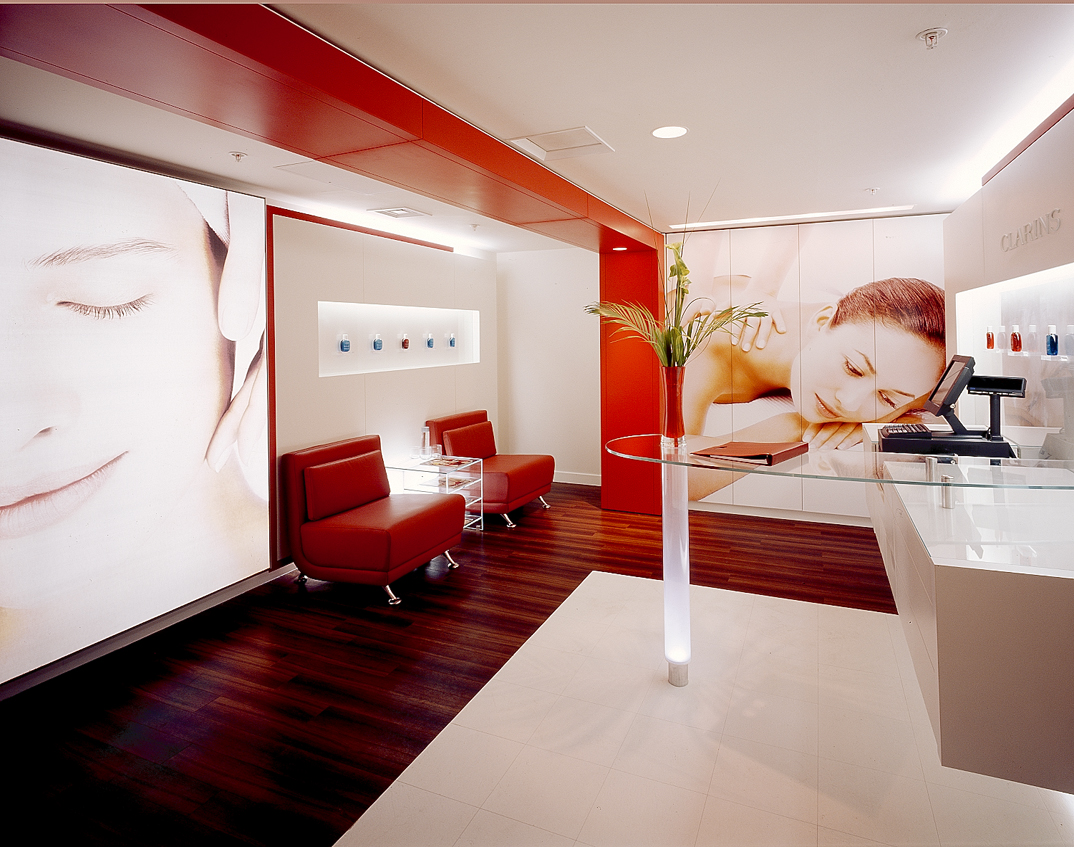 spa spot clarins skin spa john lewis newcastle beauty and the north east. Black Bedroom Furniture Sets. Home Design Ideas