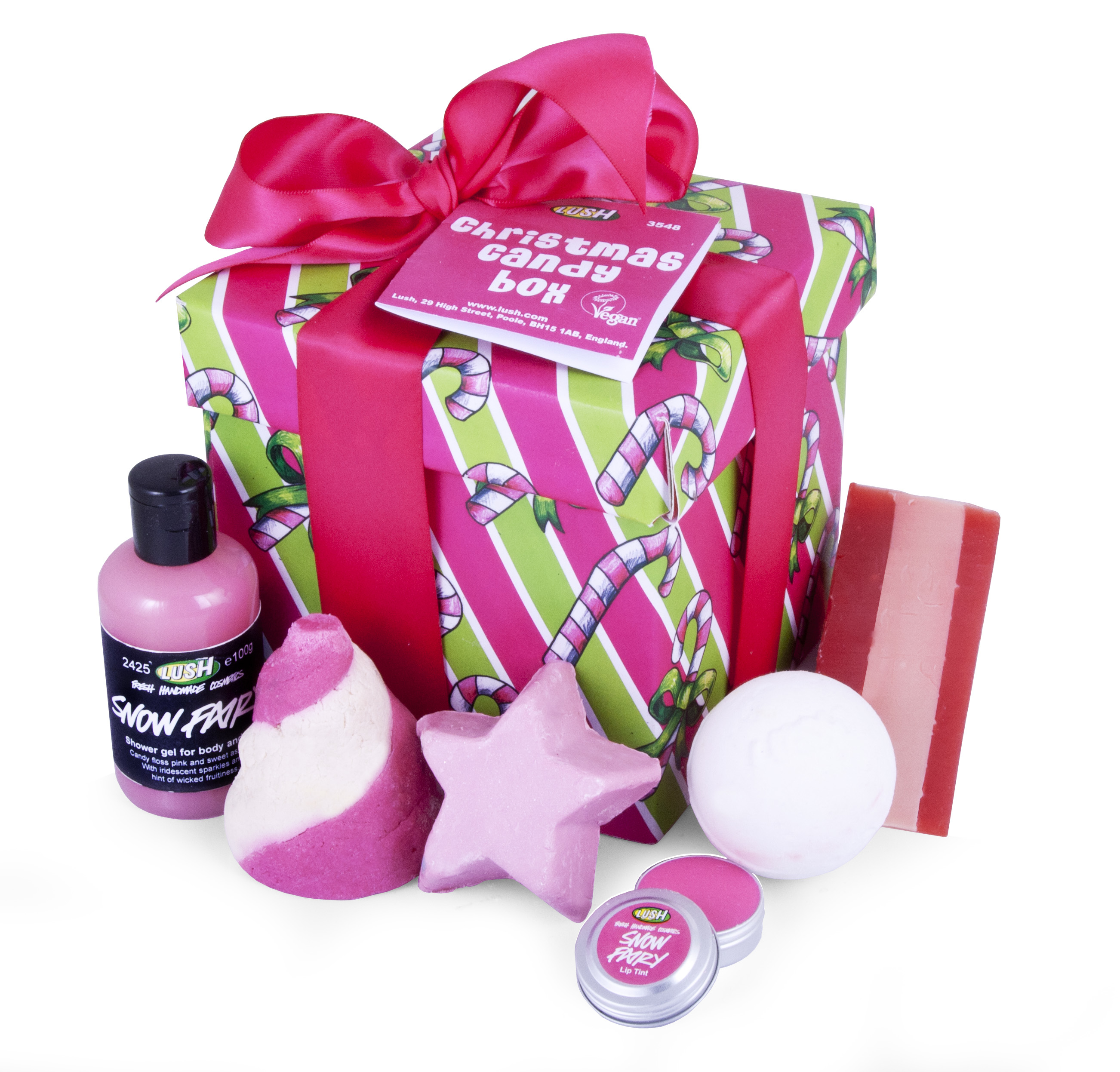 Lush Holiday Gift Guide! – POLISHED blog