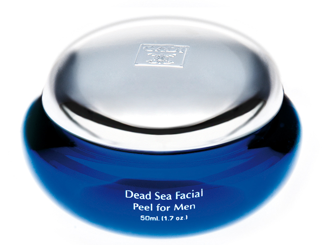 dead facial peel sea