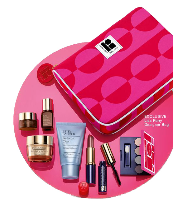Estee Lauder Lisa Perry GWP Exclusive To House Of Fraser