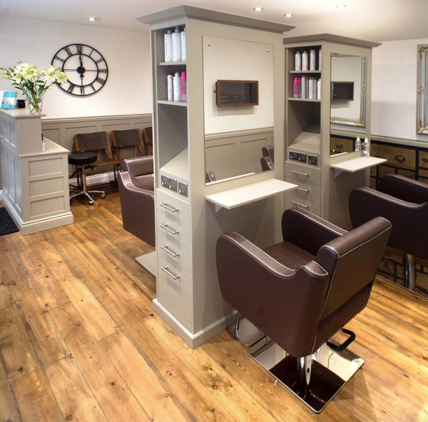 Northumberland beauty salon Aspen hair and Beauty main